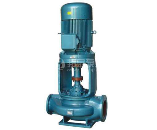 SLB单级双吸离心泵