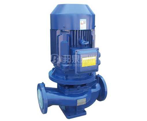 BQL/ISG立式管道离心泵-管道循环泵