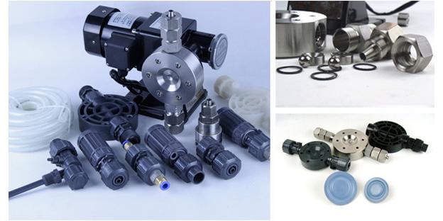 JWM-A(B)隔膜计量泵组件