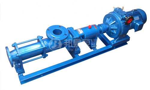 无级变速调速电机驱动螺杆泵