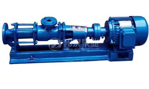普通电机/防爆电机/变频电机直接联轴器驱动螺杆泵