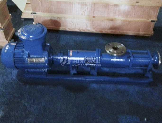 G型防爆单螺杆泵