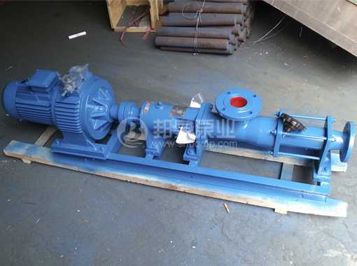 G型无级变速螺杆泵