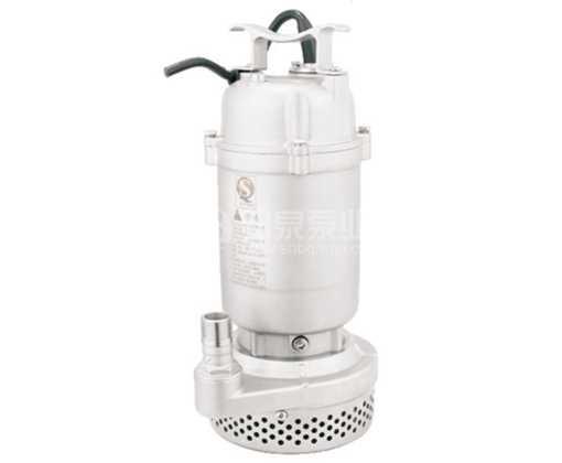 Q(D)X-S全不锈钢小型潜水电泵