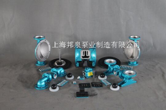 SKYLINK斯凯力隔膜泵拆解两侧膜片