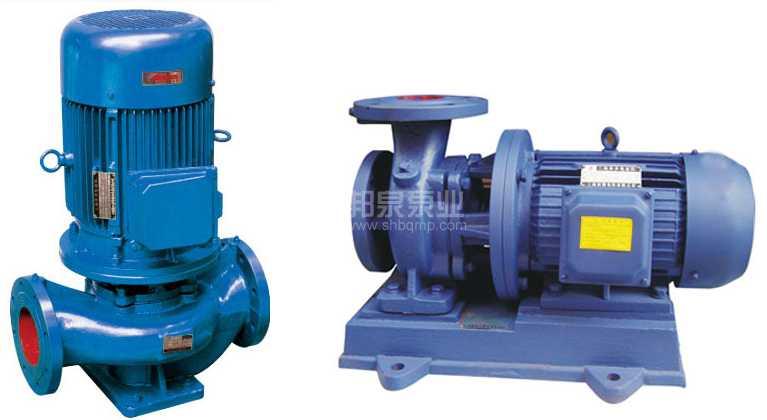 单级立式管道循环泵 厂家 型号 选型 价格