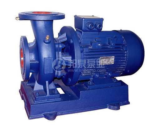 循环泵 卧式离心泵