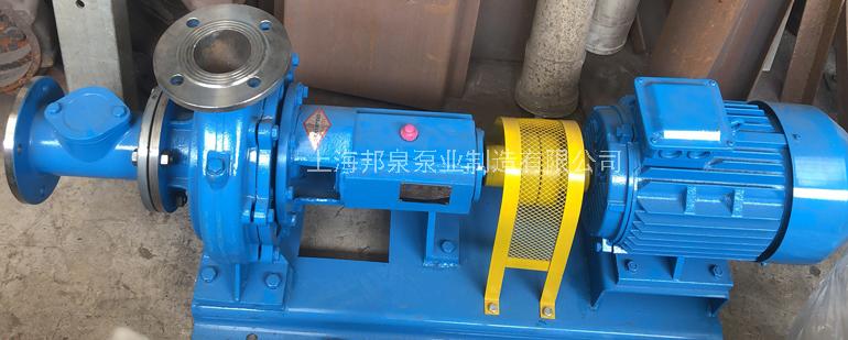XWJ上海邦泉不锈钢纸浆泵厂家图片