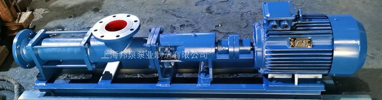 G50-1 960转 5.5kw螺杆泵